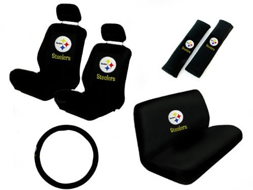Pittsburgh Steelers Car Seat Covers