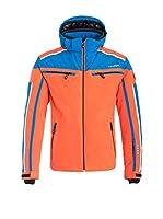 Hyra Chaqueta de Esquí Chur Man (Naranja / Azul)