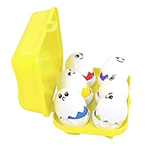 Kidoozie Peek N Peep Eggs by Kidoozie