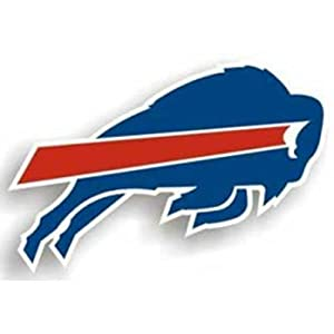 Buffalo Bills NFL 12 Car Magnet
