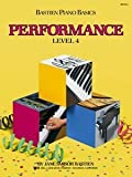 Bastien Piano Basics - Performance Level 4 Book