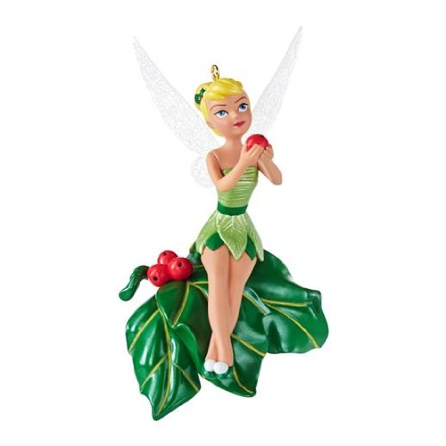 Tinker Bell's World - Disney Fairies 2013 Hallmark Ornament