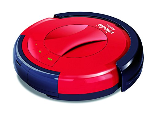 Vileda Relax Cleaning - Robot aspirador con doble sistema de limpieza y...