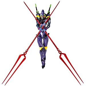 Kaiyodo Revoltech Yamaguchi #136: Evangelion Type-13 Action Figure