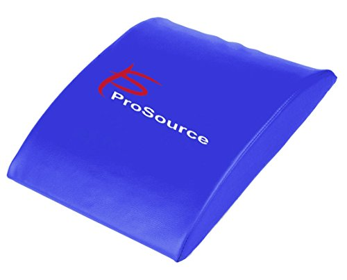 ProSource Abdominal AB Exercise Mat Core Trainer - High Density, Blue
