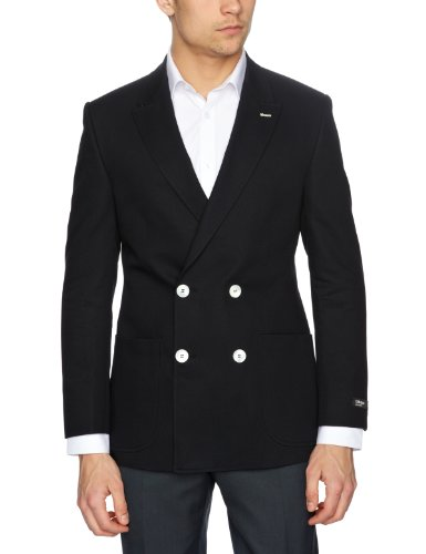 Gibson Seasonal G519024HY/170 Men's Jacket Navy CH40 IN