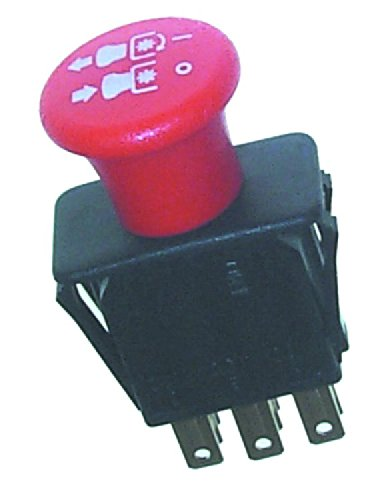 Prime Line 7-01922 Pto Switch Replacement For Model Ayp 169416, 169417, 146283 Ferris 22180 Murray 94927 Scag 481687 Simplicity 171348 Snapper 35658