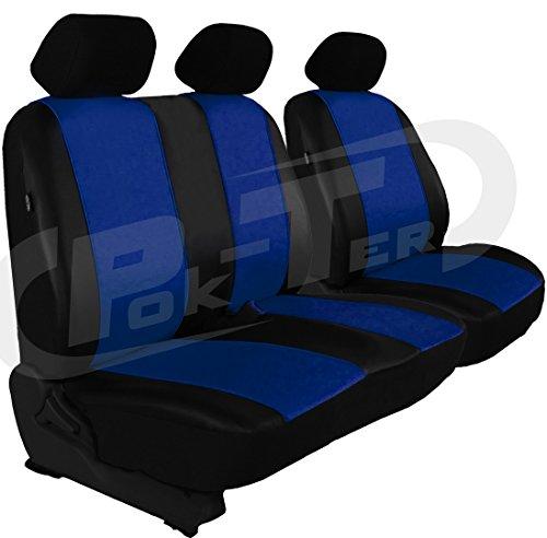Autositzbezge-Sitzbezge-Set-BUS-in-ECO-Leder-passend-fr-VW-T6-TRANSPORTER-passt-nicht-in-Caravele-und-Multivan-in-diesem-Angeboten-BLAU-In-7-Farben-bei-anderen-Angeboten-erhltlich--Sitzbezug-Fahrersit