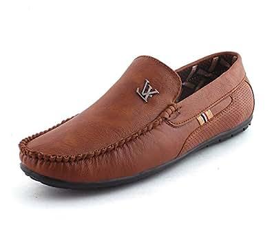 Revoke Men's Brown Loafer -10
