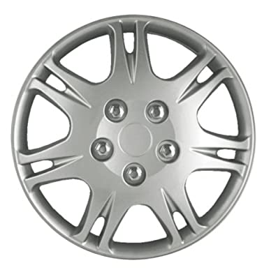 "Mitsubishi Galant Replica Hubcap Set for Vehicles with 15"" Tires"