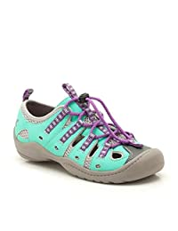 Clarks Infant/Toddler Girls' Jetta Race Walking Shoe