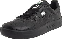 PUMA Men\'s GV Special Lace-Up Fashion Sneaker, Black/Black, 7.5 M US
