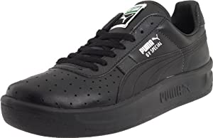 PUMA GV Special Classic Sneaker, Black/Black, 12 D US