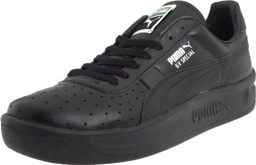 PUMA Men's GV Special Lace-Up Fashion Sneaker, Black/Black, 9.5 M US