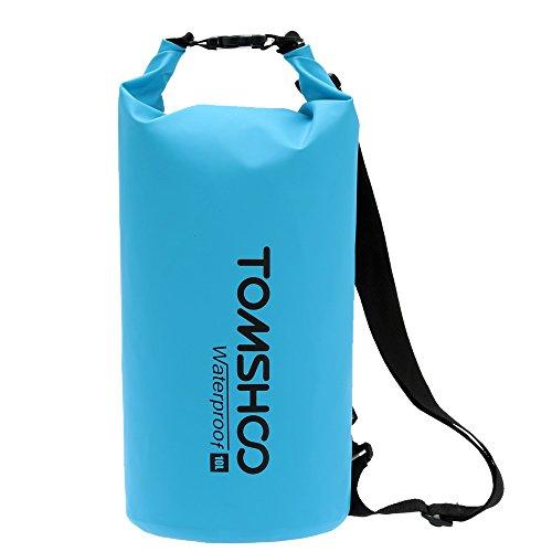 tomshoo-10l-20l-outdoor-water-resistant-dry-bag-stausack-aufbewahrungstasche-fur-reisen-rafting-sege