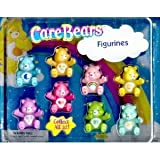 Wholesale Lot 15 Care Bear Figures Chunky Carebear Party Favors