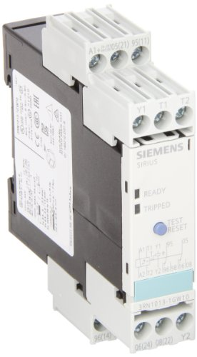Siemens 3rn1013 1gw10 thermistor motor protection relay for Thermistor motor protection relay
