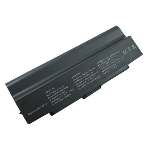 Li-ion High Capacity High Quality Laptop Notebook Main Battery For Sony Vaio VGP-BPL2, VGP-BPS2, VGP-BPS2B, VGP-BPS2C, PCG-6D1L, PCG-6F1L, VGP-BPL2C