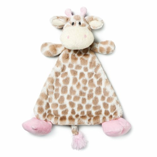 Nat and Jules Blankie Rattle Plush Toy, Sadie Giraffe