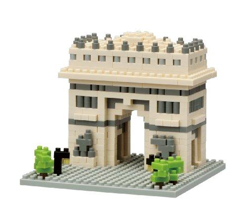 Nanoblock Arc de Triomphe de l'Etoile NBH-075