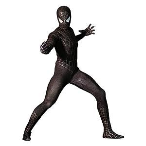 Amazon.com: Hot Toys Spider-Man 3 Spider-Man Black Suit