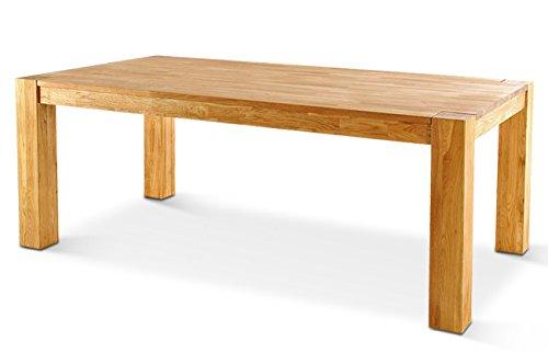 SAM-Tisch-SIT-ZEUS-200-x-105-cm-Wildeiche-Esstisch-gelt-Eichentisch-Kchentisch-Lieferung-mit-Spedition-teilzerlegt