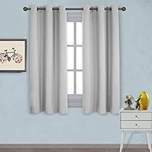 Nicetown Window Treatment Thermal Insulated