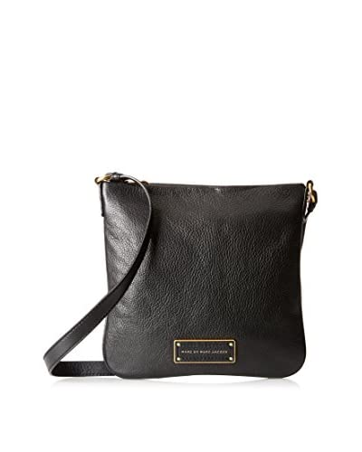 Marc by Marc Jacobs Too Hot To Handle Sia Crossbody, Black