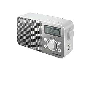 Sony XDRS60 DAB/DAB+/FM Compact Retro Style Digital Radio - White