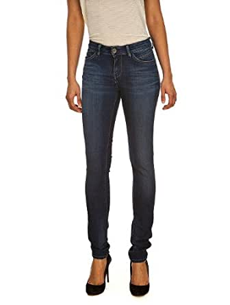 Jeans Pry Skinny Comfort Used Vintage/Indigo TEDDY SMITH W31 Femme