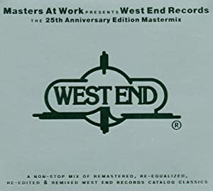Masters At Work present West End Records: The 25th Anniversary Edition Mastermix
