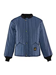 RefrigiWear Men\'s Cooler Jacket Navy 2XL