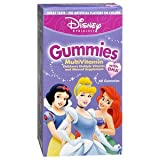 DISNEY GUMMIE PRINCESS 14925 60TB NATURE'S BOUNTY