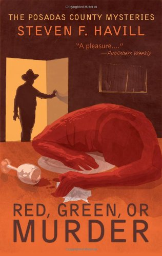 Red, Green, Or Murder: A Posadas County Mystery (Posadas County Mysteries)
