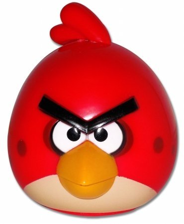 Imaginings 3 - Angry Birds 3-in-1 Red Bird Collectible Keeper