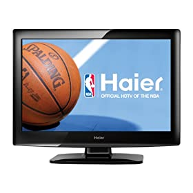 Haier L24B1180 23.6-Inch 1080p LCD TV -Black