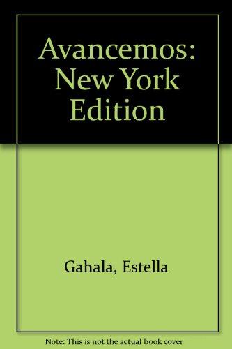 ?Avancemos! New York: Student Edition Level 2 2008 (Spanish Edition)