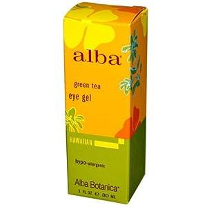 Alba Botanica Hawaiian Green Tea Eye Gel - 1 fl oz Alba Botanica Hawaiian Green Tea Eye Gel - 1 fl