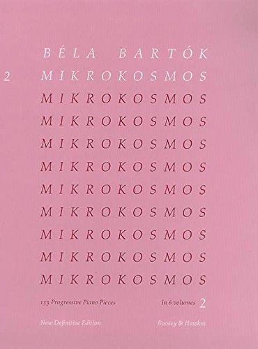 Mikrokosmos Vol 2