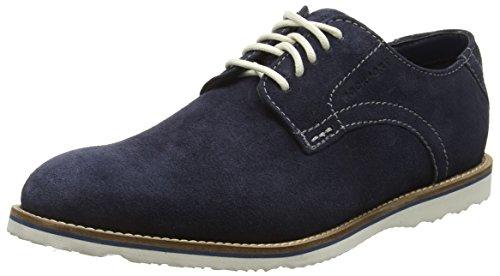 Rockport Uomo Jd Plain Toe Scarpe Derby Size: 39
