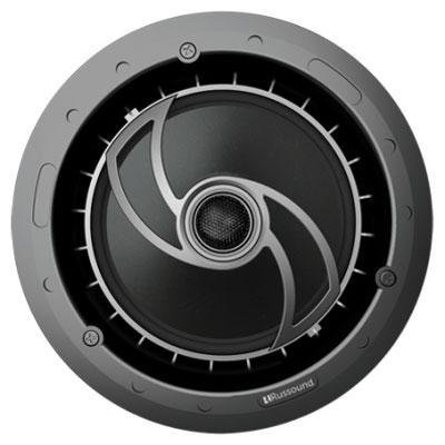 Russound Rsf-62 6.5-Inch In Ceiling Speaker With Thin Bezel And Magnetic Grill