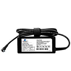 LappyOn Compatible AC Adapter 19.5V 3.33A for HP 65W BLUE PIN