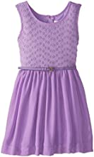Pumpkin Patch Big Girls39 Lace Pleated Dress