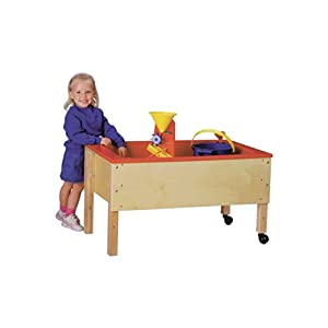 Jonti-Craft Home School Daycare Kids Todder Space Saver Sensory Table Toddler from Jonti Craft