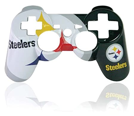 PS3 Official NFL Pittsburgh Steelers Controller Faceplate