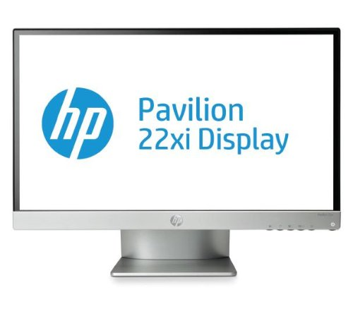 Ecran LCD 21 pouces HP PAVILION 22XI C4D30AA GRIS 21.5\