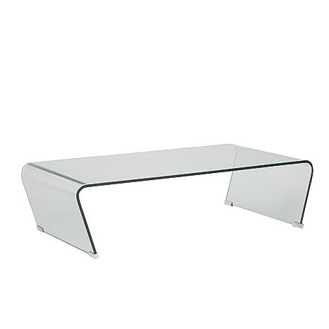 Tuoni Versus Tavolino, Vetro, Trasparente