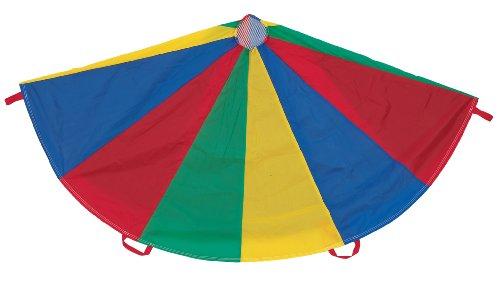 Champion Sports Multi-Colored Parachute (20-Feet)