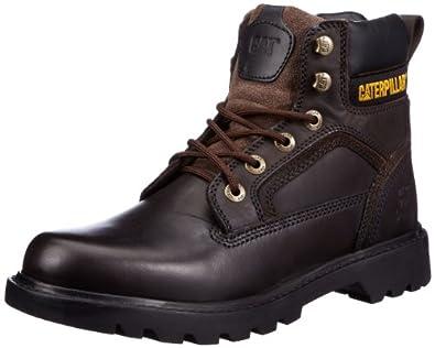 Cat Footwear STICKSHIFT, Herren Chukka Boots, Braun (MENS BROWN), 40 EU (6 Herren UK)