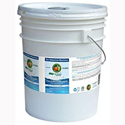 Wave Commercial Auto-Dishwasher Detergent Free and Clear,5 gallon pail -- 1 each